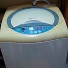 中古洗濯機4.5キロ無料(お問合わせ中)