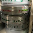 配線 ケーブル 2m2c vvf 2m3c