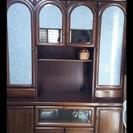 【取りに来ていただける方限定】リビングボード (テレビ収納) 本棚