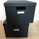 収納 ボックス ペーパーボックス IKEA イケア 美品