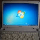 Windows7 東芝 dynabook  AX/62DY