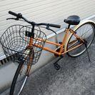 かご付き自転車
