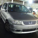 ☆★ VW ポロ 6NAHW 平成14年式 シルバー 4万キロ ★☆