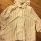 婦人用 フード付きシャツ