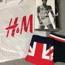 H&M men's アンダーウェア 5枚セット