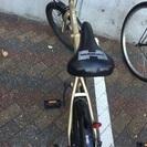 ハマー折りたたみ自転車、20インチ6段変速