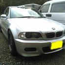 H16年 1,000,000円 BMW M3 シルバークーペ 皮・...