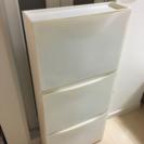 三段収納ボックス