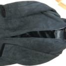 中がベロアのあったかジャケット
