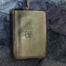 イルビゾンテ 折りたたみ財布 美品 黒