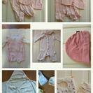ベビー服 女の子 新生児 赤ちゃん服