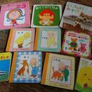 『お取引中』赤ちゃんから2才ごろ向け絵本♪9冊セットで!おまけ付き♪