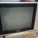 25インチ ブラウン管テレビ