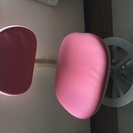 学習机用チェア*ピンク