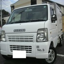 H18 キャリィトラック 冷凍冷蔵車 中温-8度2ウェイ 10587