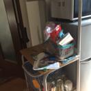 レンジや炊飯器が置けるレンジ台「コンセント付き」