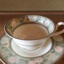 【新品未使用】MIKASAカップ&ソーサー10客セット