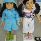 American girl 人形