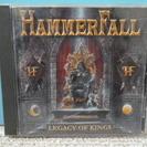 CD ハンマー・フォール 「LEGACY・OF・KINGS」 国内...