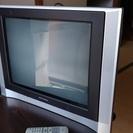 HITACHI 2008年製 ブラウン管テレビ 型番:21CL-FS5X