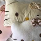キティ 枕2つ クッション
