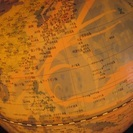 地球儀 ライトアップインテリア 光る地球儀