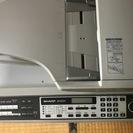 SHARP 両面印刷モノクロレーザーFAX複合機