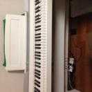 【お譲り先決定】電子ピアノ  台付き KORG SP-170S