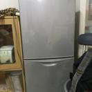 2ドア冷蔵庫お話し中