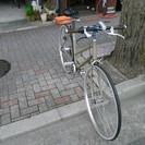 【中古車】オリジナル アルミフレーム・内装7段変速