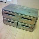 木製引き出しボックス