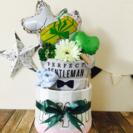 大人気出産祝い☆ムーミンオムツケーキ男の子女の子ギフト