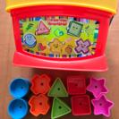 フィッシャープライスの知育玩具