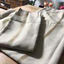 お取引中:★カーテン ベージュ 1級遮光 100×178cm