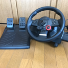 ロジクール ドライビングフォース GT