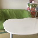 ロータイプソファ&テーブルのセット