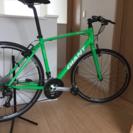 【取引中】GIANT クロスバイク ESCAPE RX3 2015