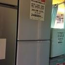 【配送設置無料・半年保証】2013年製 冷蔵庫 SJ-K14X-F...