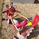 ミニー三輪車