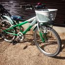 ブリヂストン  22インチ ジュニアマウンテンバイク 7段変速 BAA