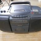 アイワ ラジカセ CSD-EX120