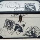 〇209 展示品 トランク収納BOX大