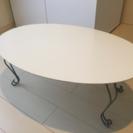 ニトリ猫脚テーブル