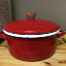 ホーロー鍋、フライパン