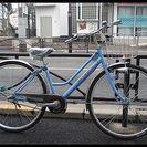 ★限定特価・1台のみ*新品・ベルト自転車・27インチ・内装3段ギヤ...