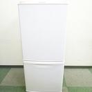 Panasonic パナソニック 2ドア冷蔵庫 冷凍庫付き 138...