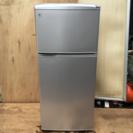 SANYO 112L 2ドア冷凍冷蔵庫 2008年製