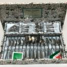 【新品・未使用】箱入りイタリア製カトラリーセット