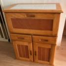 カントリー家具❤︎収納棚 電話台 キッチン