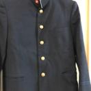 滝中学校 男子学生服155A